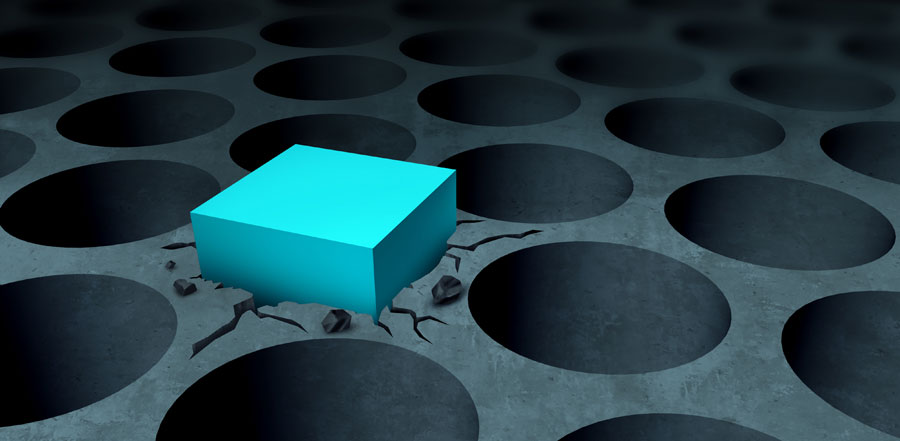 Using a CRM for operations is like trying to fit a square peg in a round hole